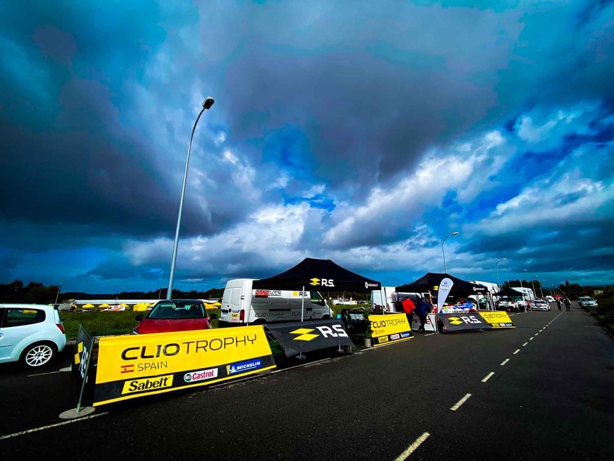 La Copa Suzuki Swift y el Clio Trohy Spain, en el Rallye Rías Altas del CERVH