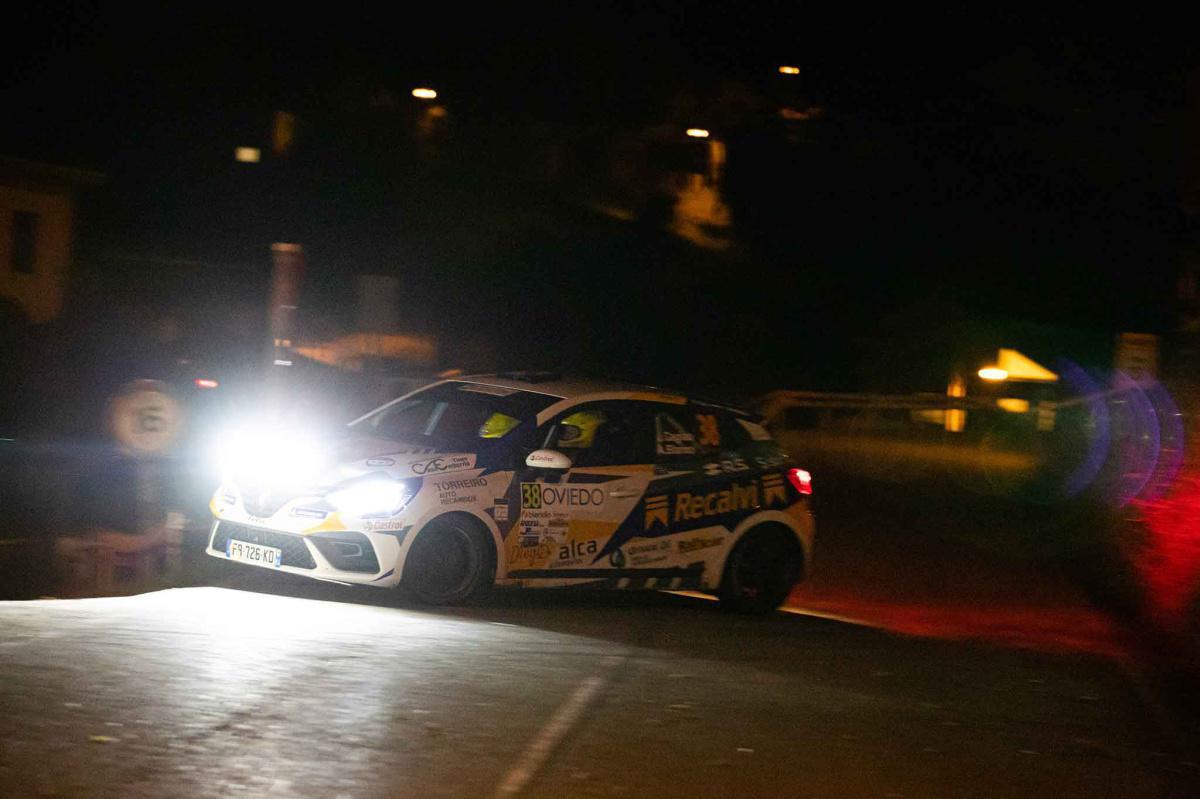 Jorge Cagiao suma y sigue en el Clio Trophy Spain