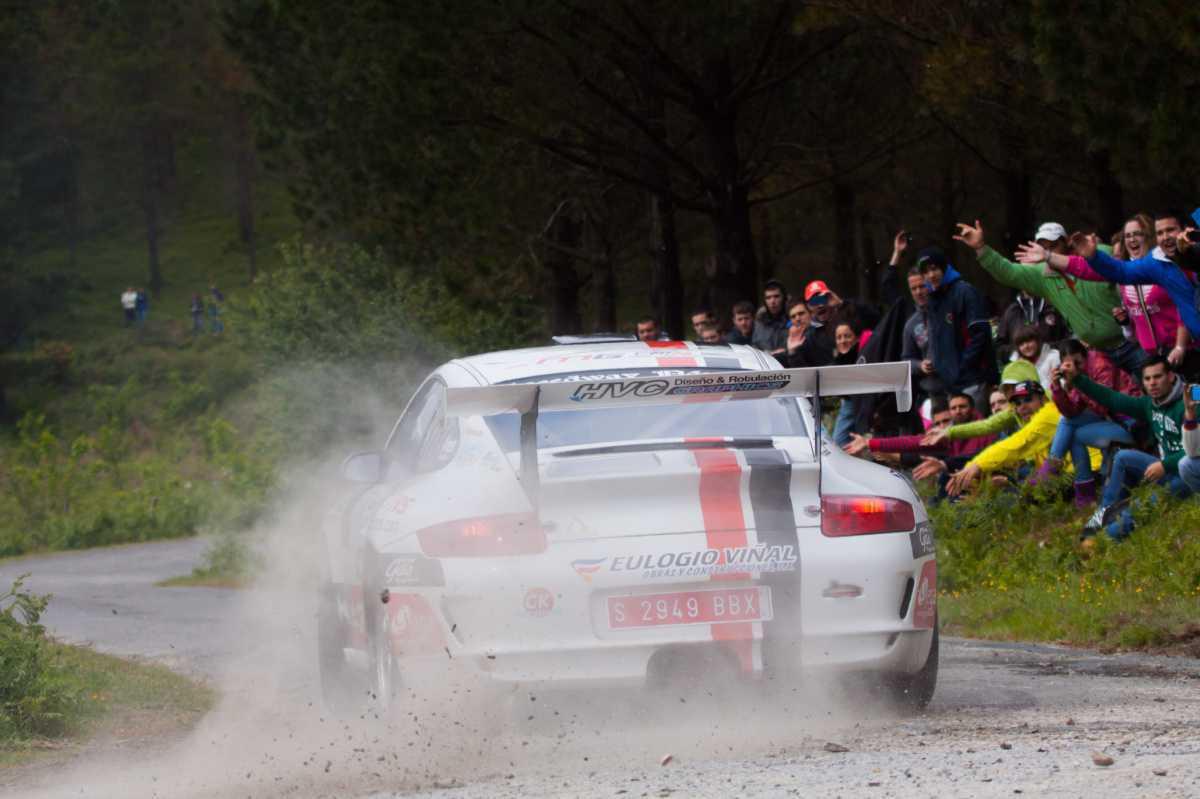 Rallye Botafumeiro