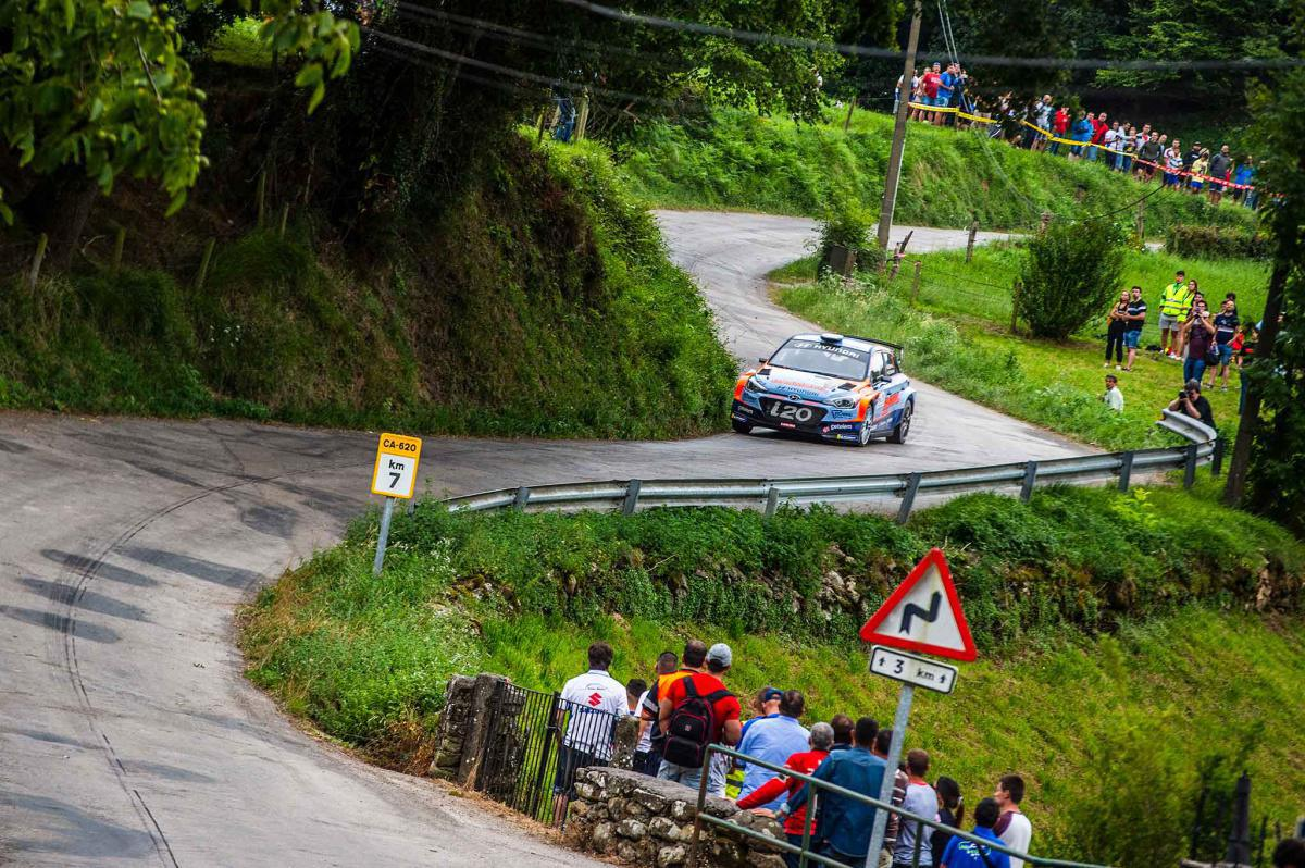 Rallye Memorial Cristian López