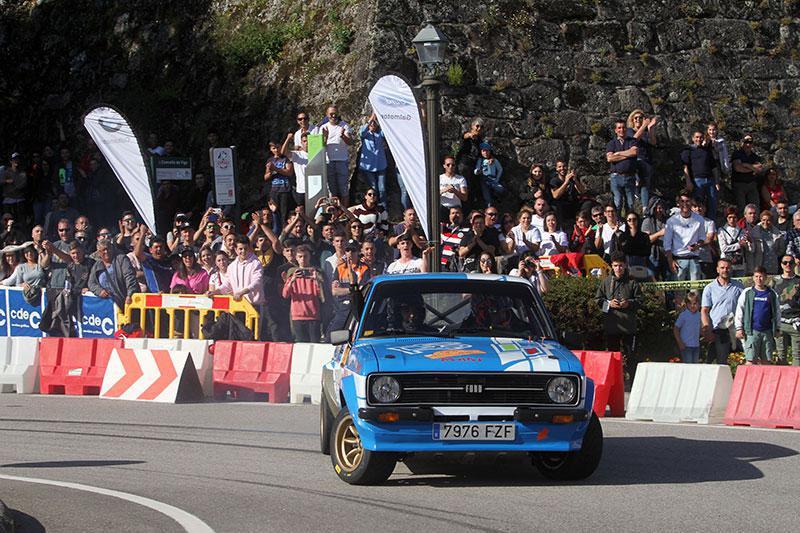Nuevas fechas para el Rallye Recalvi Rías Baixas y el Rallye Botafumeiro