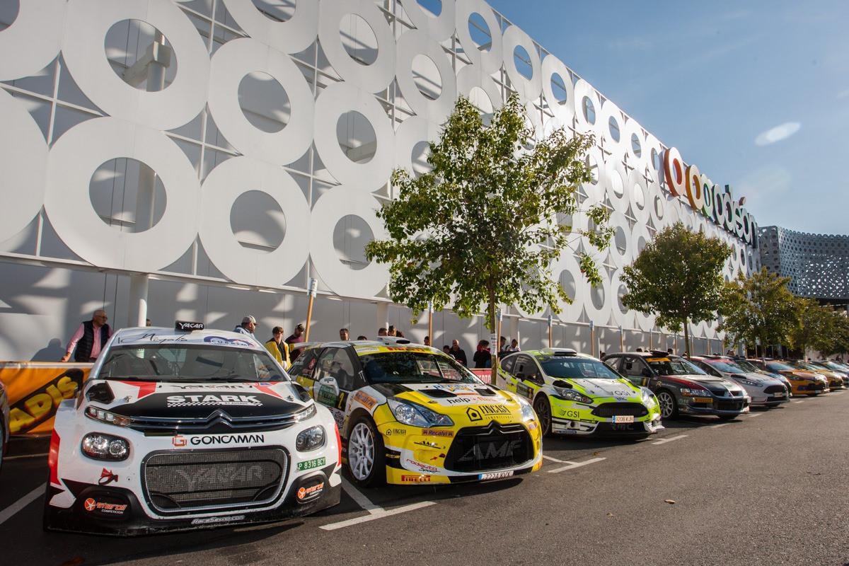 La nueva CERA - Recalvi se reanuda este mes con el Rallye Cidade de Narón