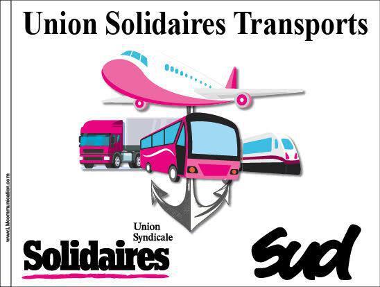 Photos piquet de grève et protocole fin de conflit SAMAT SUD