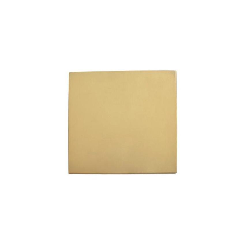 Plato base madera dorado