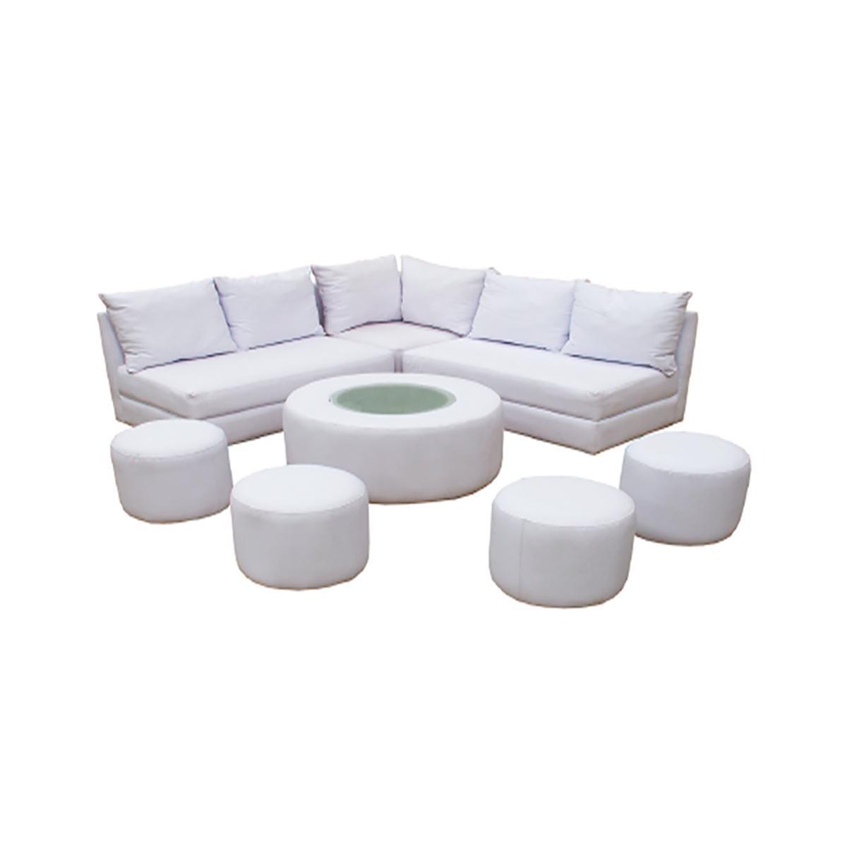 Sala cube esquinero