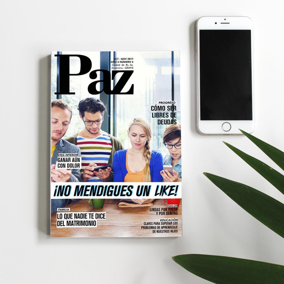 Pedido de revistas