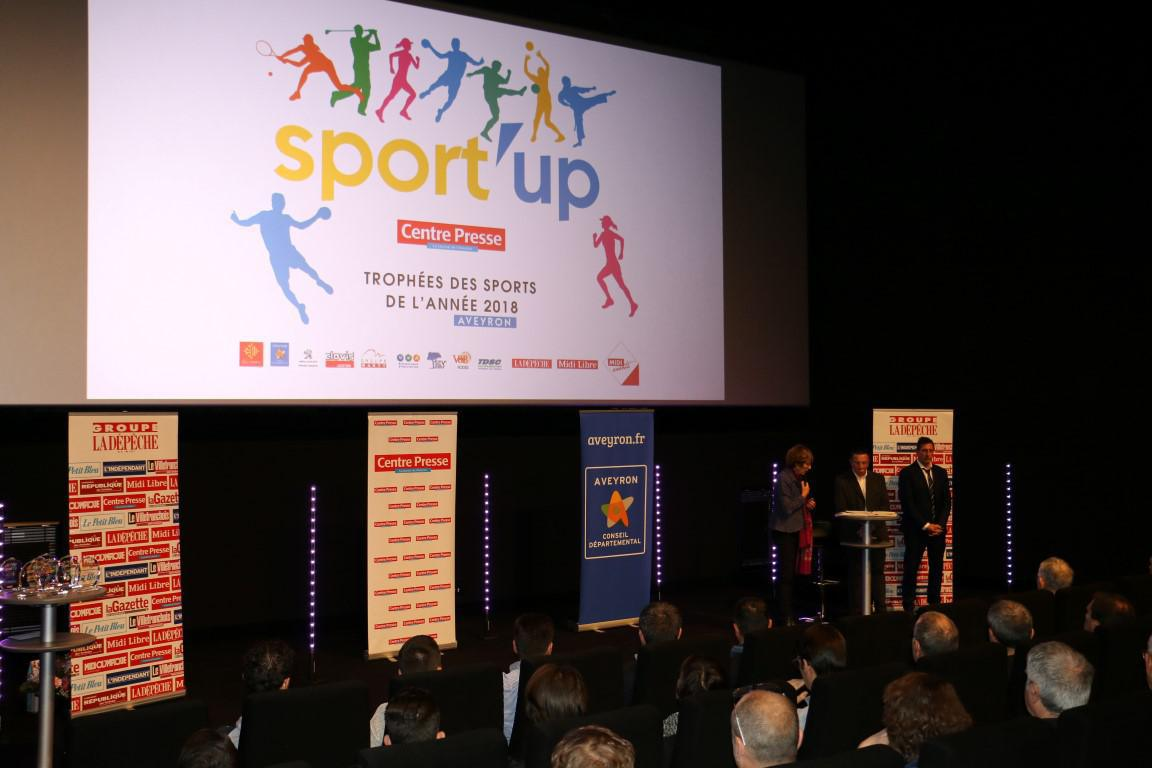 SPORT UP - Trophées des sports Aveyron