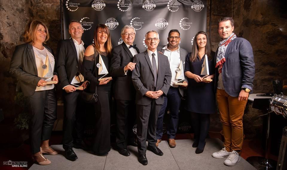 Club des Entrepreneurs Millavois - La 2ème Édition des Trophées « Made In Millau »