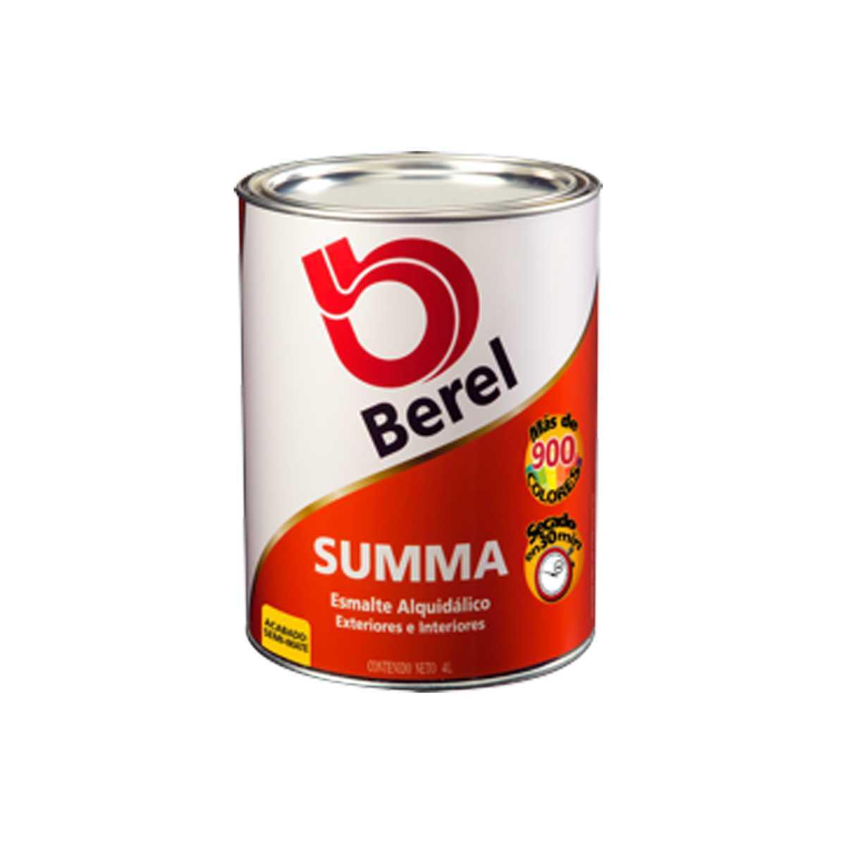 Summa Semimate
