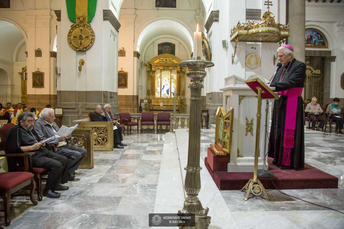 Oración Ecuménica por la unidad de los Cristianos