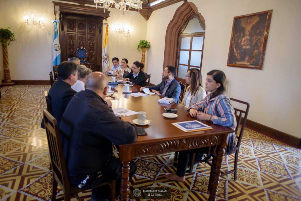 Reunión de Comisión del Patrimonio Cultural