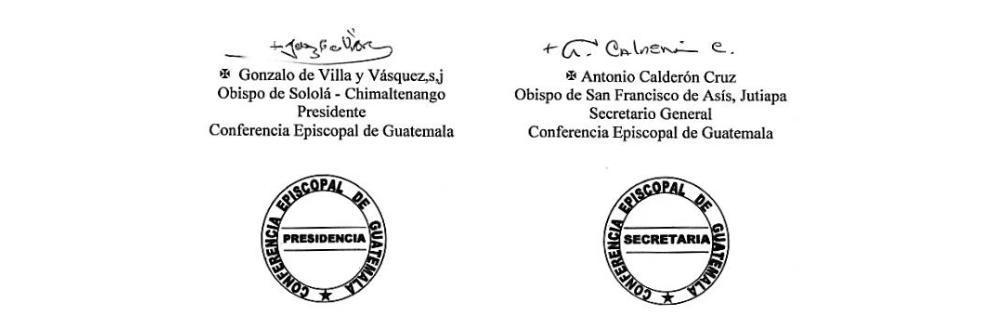 CARTA ABIERTA A LOS MIEMBROS DE LA COMISION PERMANENTE DEL CONGRESO, A LA CORTE SUPREMA DE JUSTICIA, A LA CORTE DE CONSTITUCIONALIDAD Y AL ORGANISMO EJECUTIVO DE LA REPUBLICA DE GUATEMALA