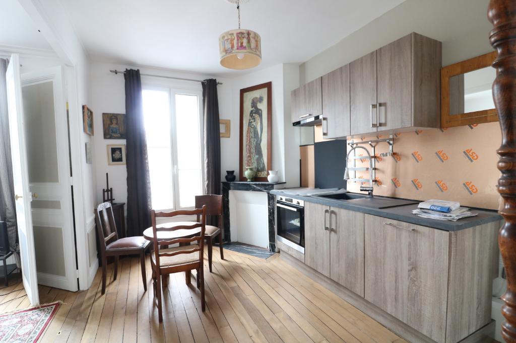 Puteaux - Centre ville, Appartement 39m²