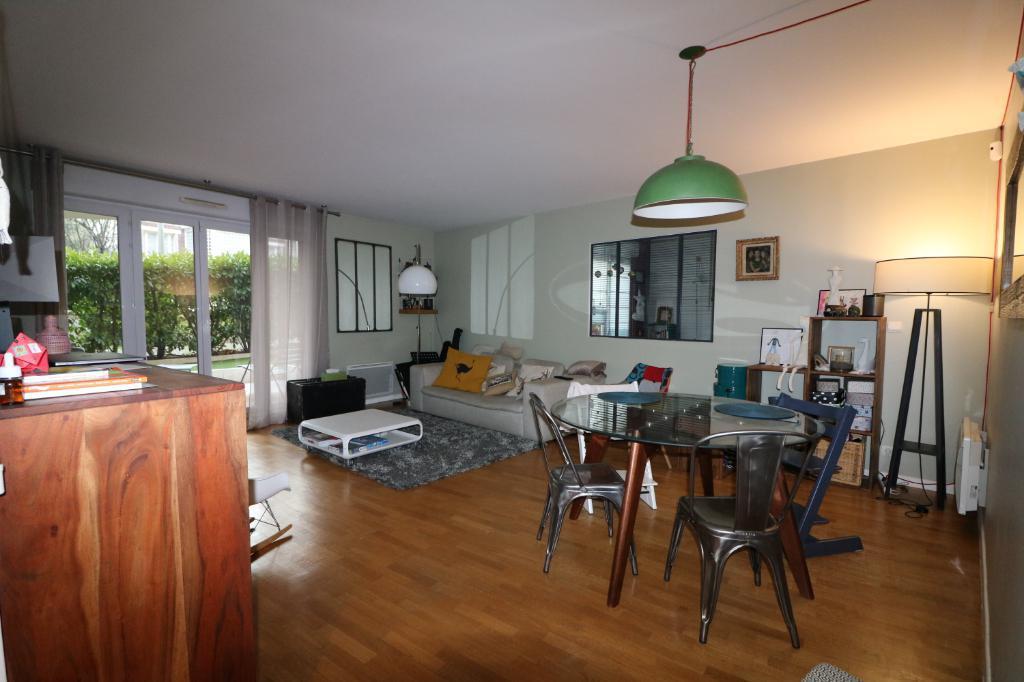 Suresnes - Appartement 94,25m²