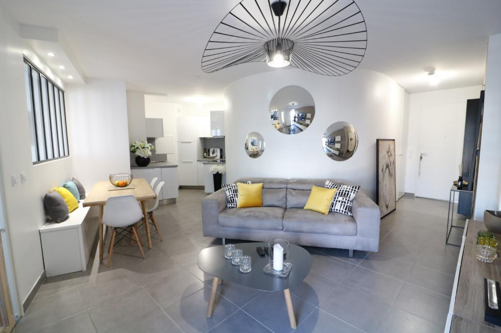 Puteaux - Appartement 44,97m²