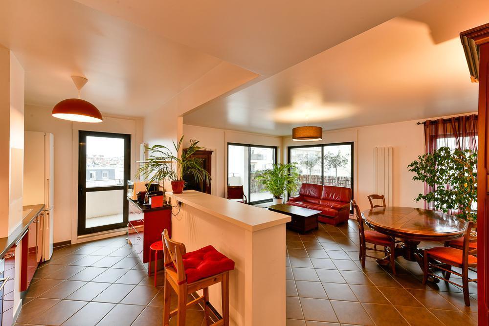 Suresnes - Plateau Nord - Appartement 97m²