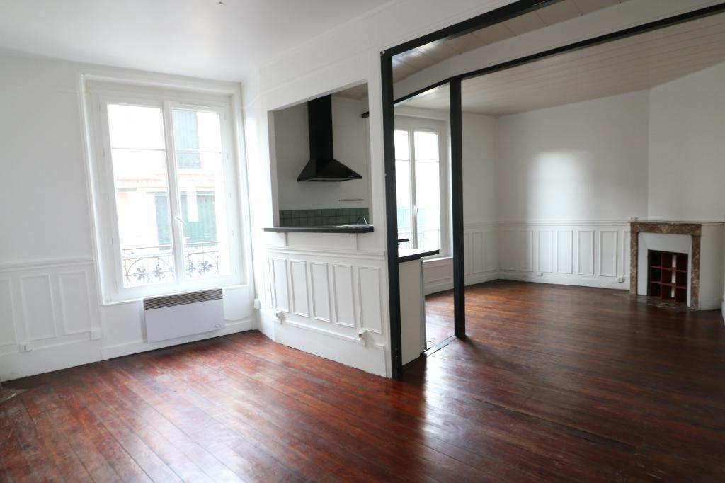 Puteaux - Centre Ville-Vieux Puteaux - Appartement 71,8m²