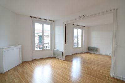 Puteaux - Centre Ville-Vieux Puteaux - Appartement 51,93m²