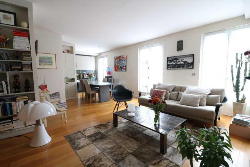 Appartement 78m² Suresnes - Carnot Gambetta