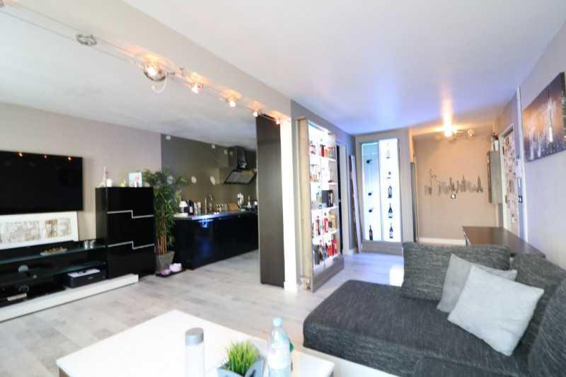 Appartement 74,5m² Puteaux - Rosiers-Lorieux