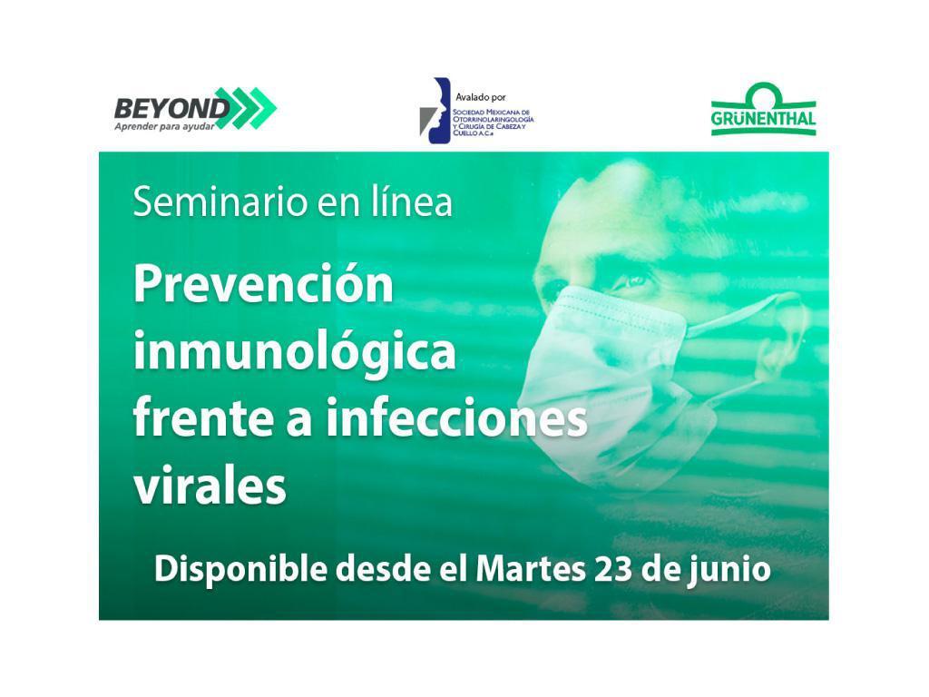 Prevención inmunológica frente a infecciones virales