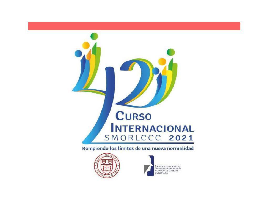 Curso Internacional 2021