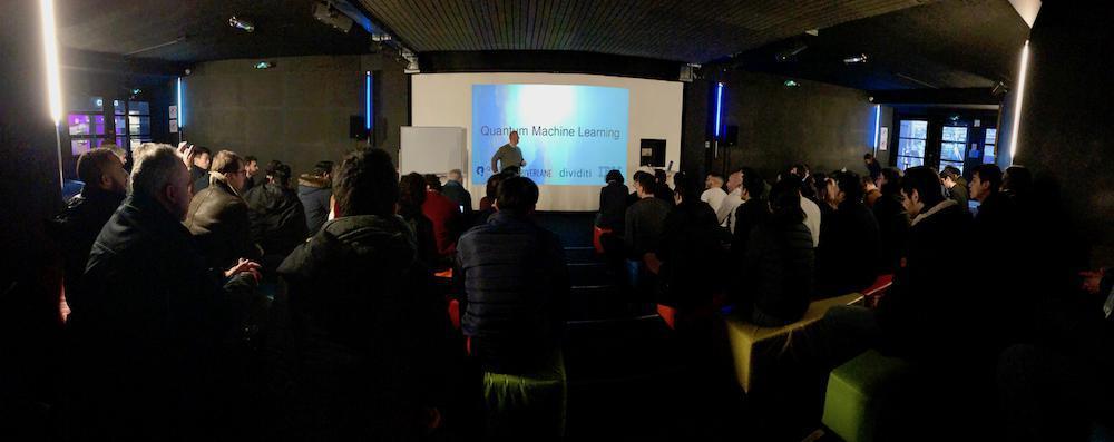 Paris : Hackathon autour de l'informatique quantique organisé par Quantonation