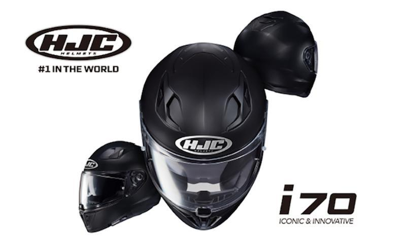 HJC HELMETS - HJC Announces the New i 70