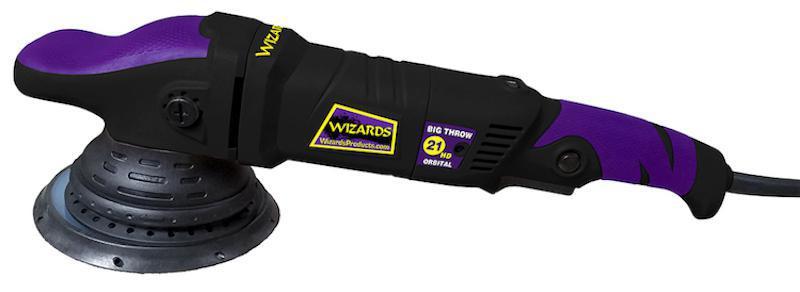 WIZARDS - Big Throw 21HD Dual Action Polisher