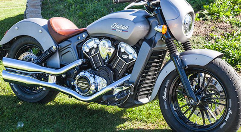 REVOLUTION PERFORMANCE - Indian Scout Big Bore Kit Available Now!