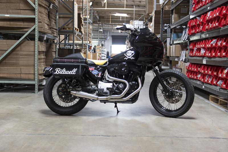 TWO BROTHERS RACING - Rigid Mount HD Sportster 2-into-1 GEN2 Exhaust