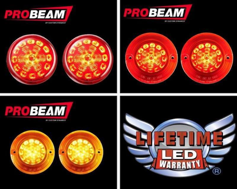 CUSTOM DYNAMICS - ProBEAM LED Turn Signals