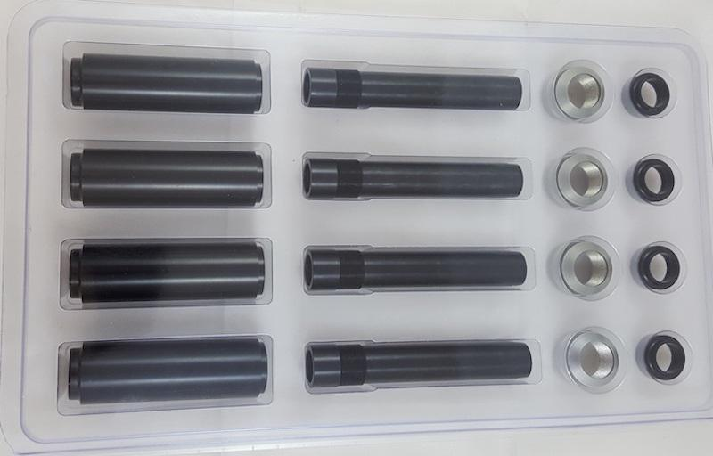 SMITH BROTHERS PUSHRODS - New Twin Cam Adjustable Pushrods and Covers