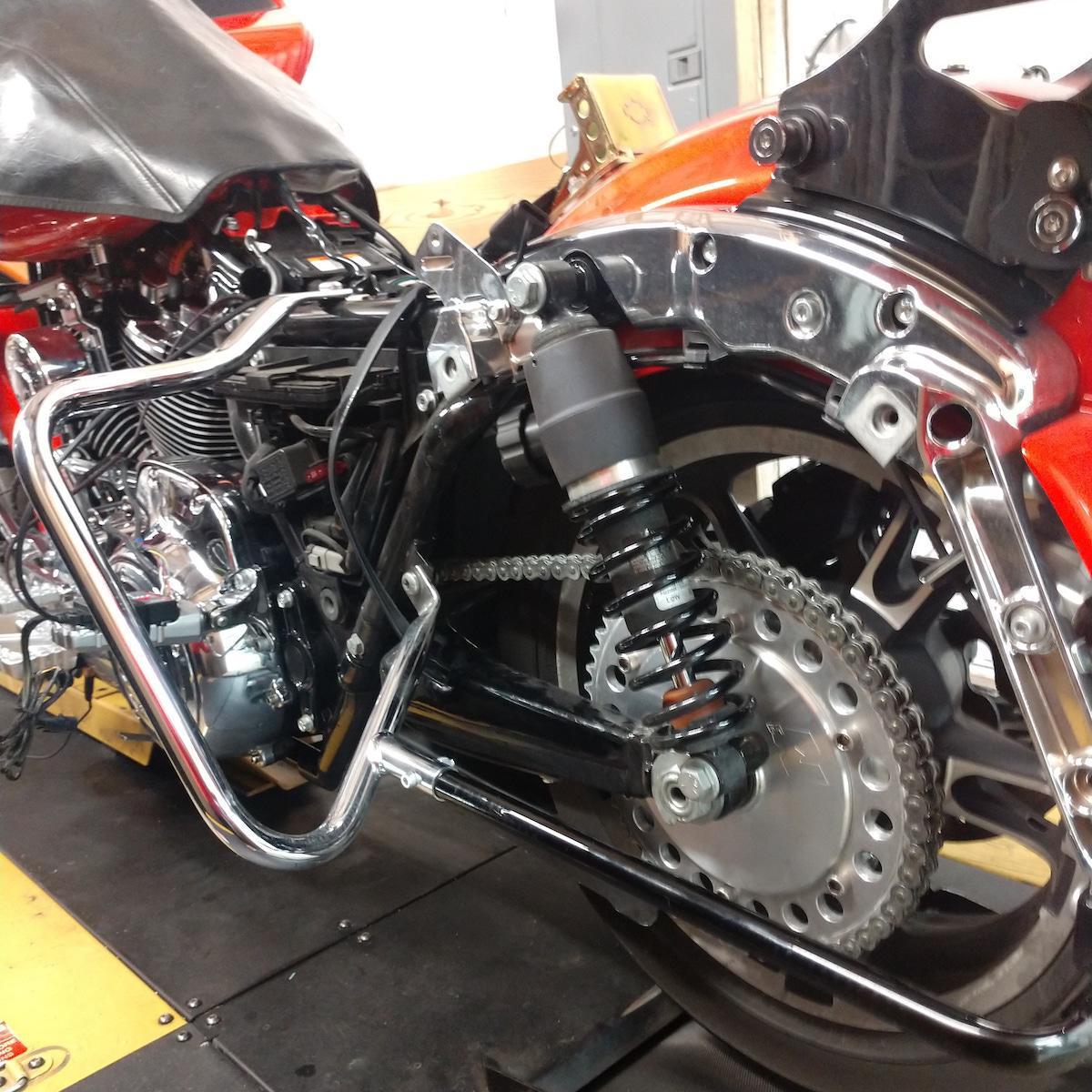 MAD MONKEY MOTORSPORTS - Cush Drive Chain Conversion