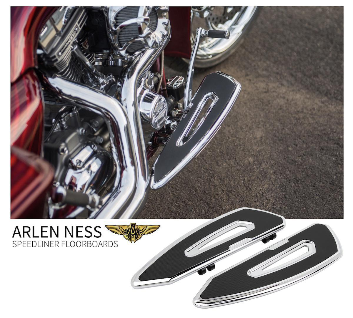 ARLEN NESS - Speedliner Floorboards