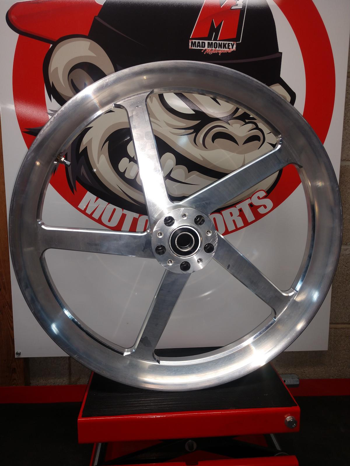 MAD MONKEY MOTORSPORTS - New Wheel Line