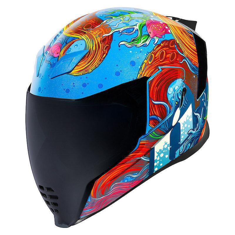 ICON MOTORSPORTS - All New Airflite Inky Helmet