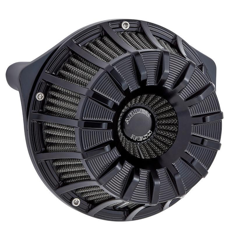 ARLEN NESS - 15-Spoke Inverted Series Air Cleaner