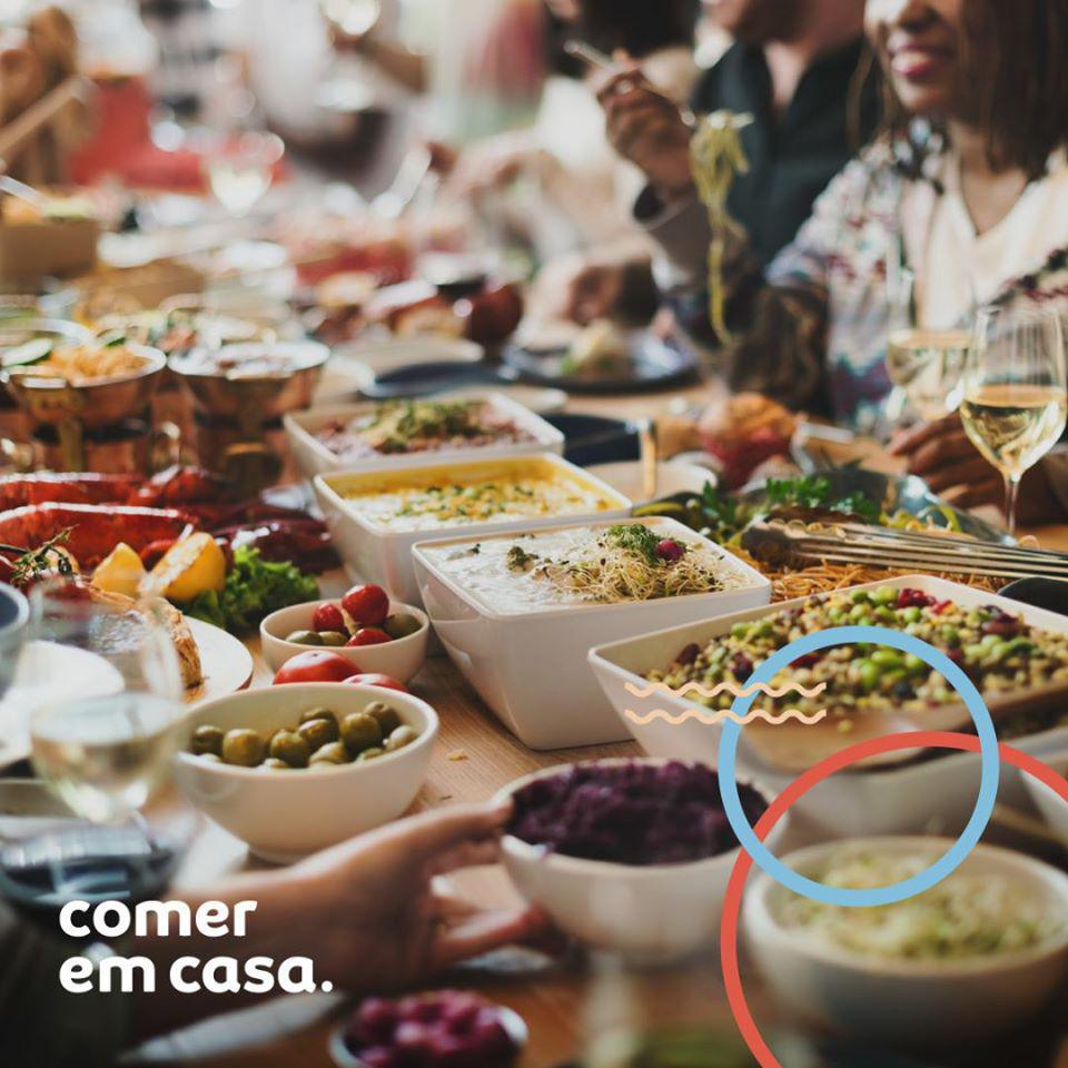 Comer em Casa Viana do Castelo (PT)