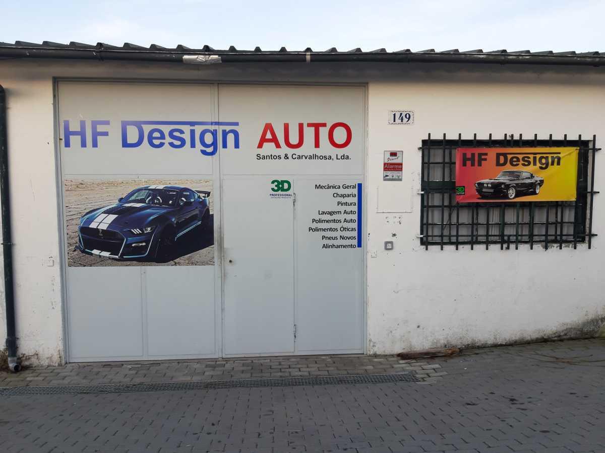 HF Design Auto (Santos & Carvalhosa, Lda)