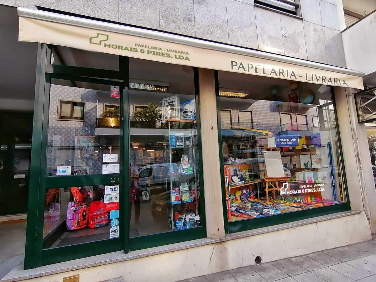 Papelaria-Livraria Morais & Pires