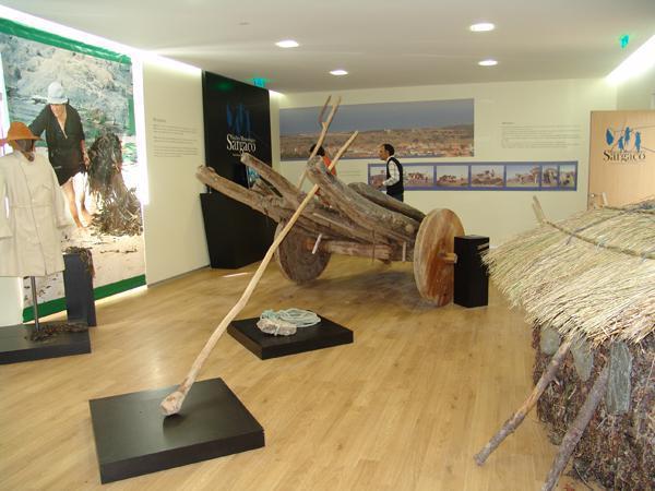 Núcleo Museológico do Sargaço de Castelo de Neiva (PT)