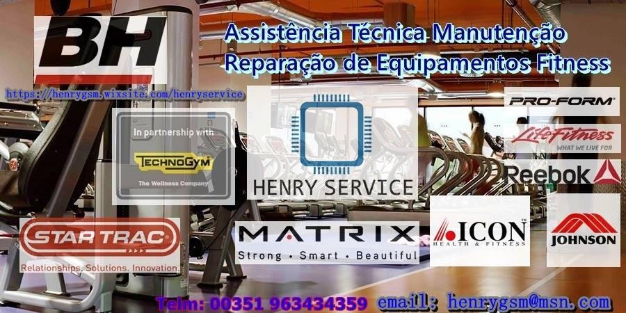 Henry Service -Reparações Equipamentos Fitness (PT)