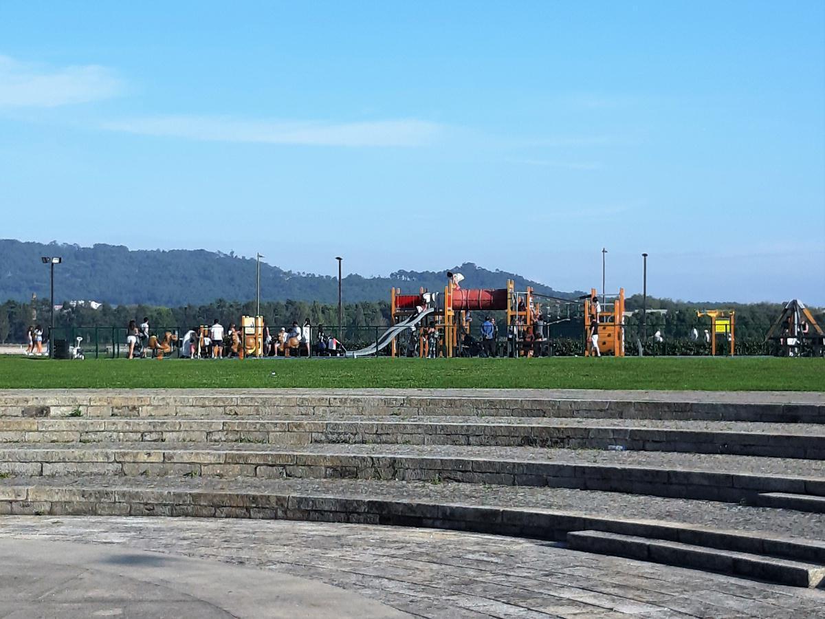 Parque Infantil Jardim da Marina