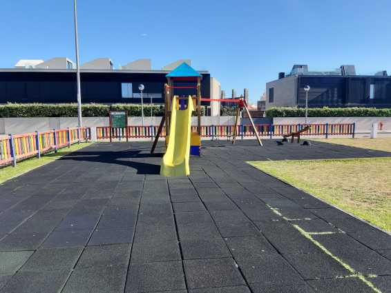 Parque Infantil (Gratuito) - Moledo