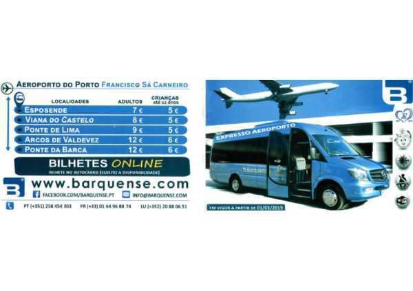 Horários Autocarros da Barquense
