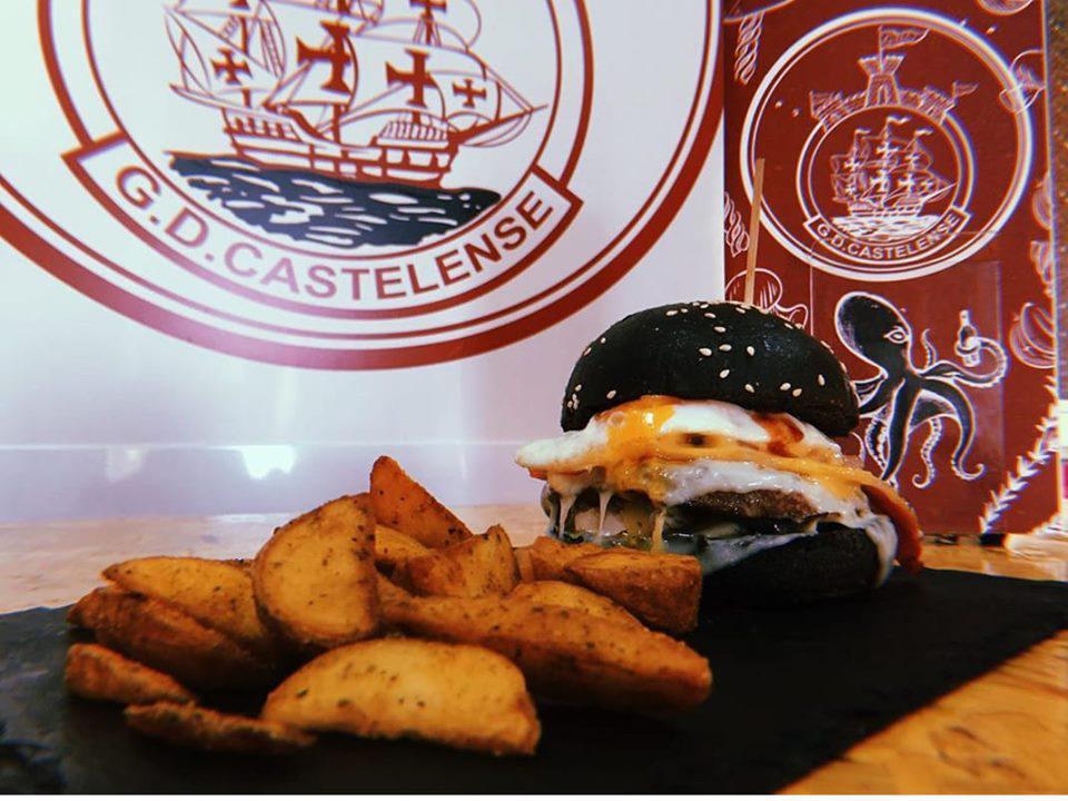 Café/Bar da Sede do Grupo Desportivo Castelense