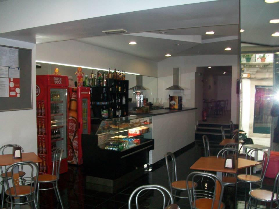coffe bar galeria