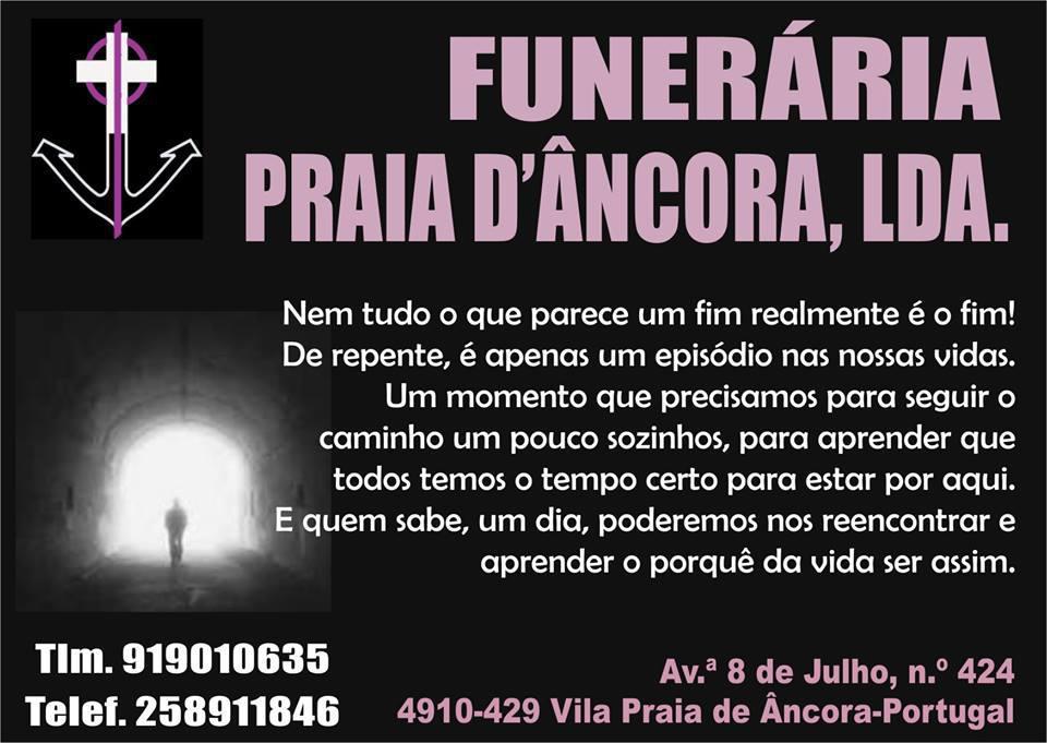 Funeraria Praia D`ancora, Lda.
