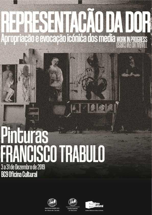 Exposição - Pinturas de Francisco Trabulo